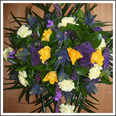 Sympathy Flowers and Wreaths